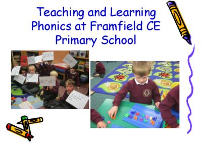 Teaching & Learning Phonics