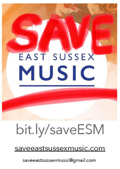 Save the Music Service
