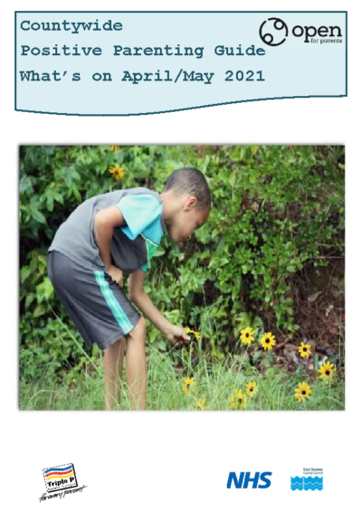 Countywide Positive Parenting Guide April/May 2021