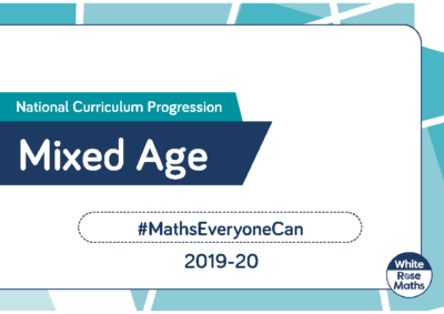 National Curriculum Progression Mixed-Age